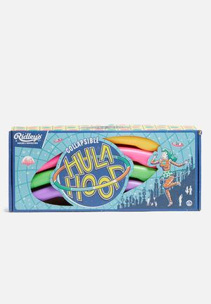 Wild & Wolf Collapsible Hula Hoop Games & Puzzles Plastic