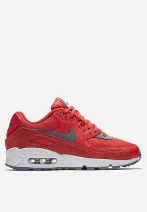 Nike Air Max 90 Essential Sneakers  Max Orange / Cool Grey