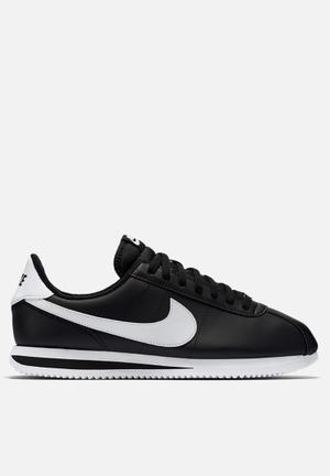Nike Cortez Sneakers  Black / White