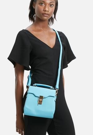 Dailyfriday Mini Sling Bag Light Blue