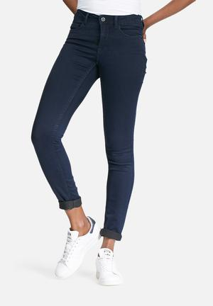 ONLY Skinny Soft Ultimate Jeans Navy