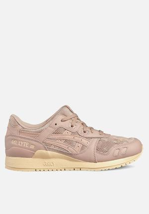 Asics Tiger Gel-Lyte III Sneakers Peach Beige