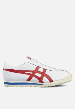 Onitsuka Tiger Tiger Corsair Sneakers White / True Red