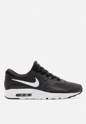Nike Air Max Zero Essential Sneakers Black / White / Dark Grey