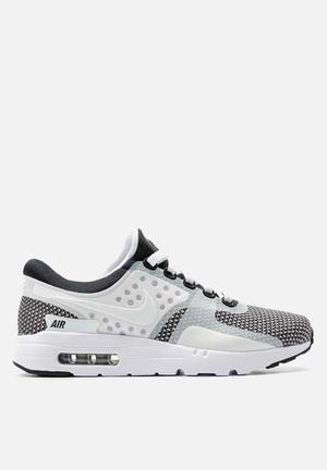 Nike Air Max Zero Essential Sneakers Black / White / Wolf Grey