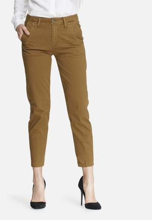 G-Star RAW Bronson Skinny Chino Trousers Tan