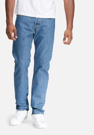 Levi's® 501® Levis Original Fit Jeans Blue
