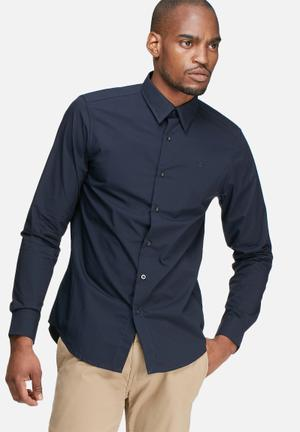 G-Star RAW Core Slim Shirt  Navy