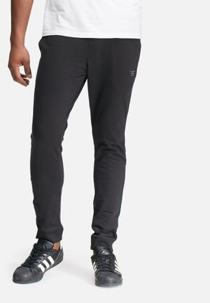 Jack & Jones CORE Identity Tight Fit Joggers Sweatpants & Shorts Black
