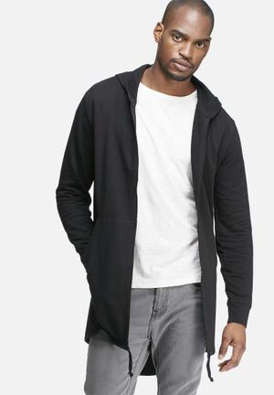 Only & Sons Jonner Long Cardigan Knitwear Black