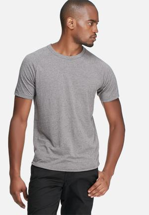 Selected Homme Scream Tee T-Shirts & Vests Grey