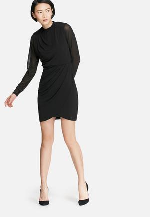 VILA Blast Dress Occasion Black