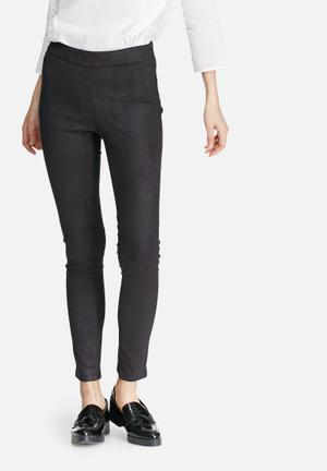 VILA Barra Leggings Trousers Black
