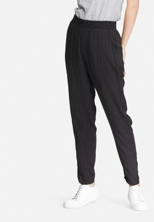 VILA Preen Pants Trousers Black