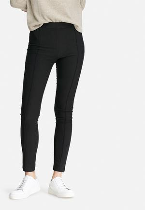 VILA Zante Pants Trousers Black