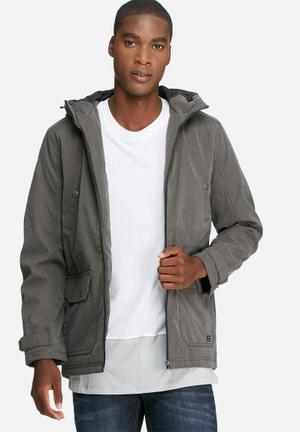 PRODUKT Parka Jacket Grey