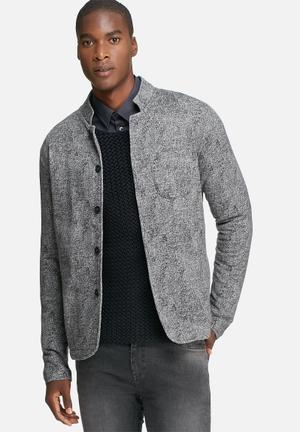 Only & Sons Fisher Sweat Blazer Jackets Grey