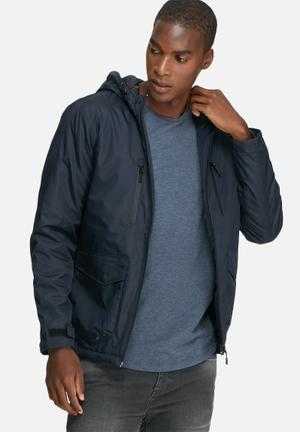 Only & Sons Opile Jacket Navy