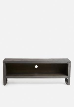 Sixth Floor Factory TV Stand Sideboards & Cabinets Grey Brush