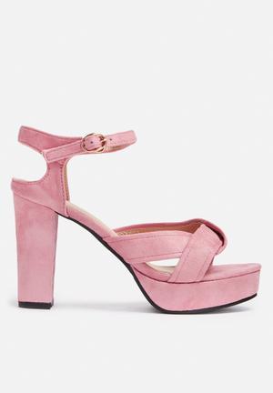 Dailyfriday Shannon Heels Pink