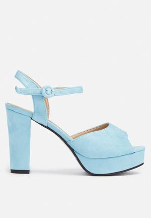 Dailyfriday Victoria Heels Soft Blue