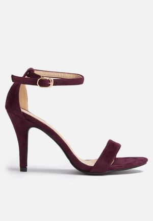 Dailyfriday Daria Heels Plum