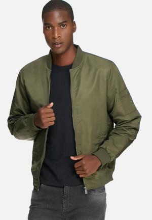 Only & Sons Abas Jacket Khaki