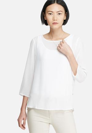 Vero Moda Gayle Blouse White