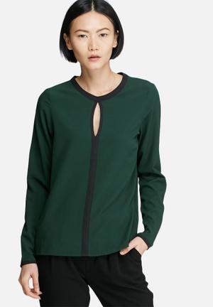 Vero Moda Illy Blouse Green
