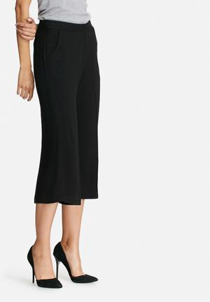 Y.A.S Roberto Culottes Trousers Black