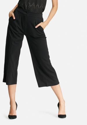 Vero Moda Cassy Wide Pants Trousers Black