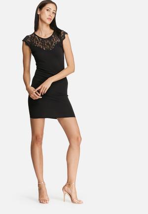 ONLY Elenta Dress Occasion Black