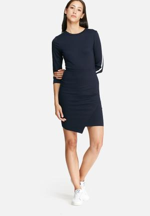 ONLY Sandra Sport Dress Casual Navy