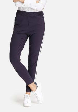 ONLY Sofie Pants Trousers Navy
