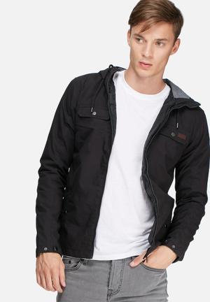 PRODUKT Pro Jacket Black