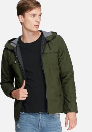PRODUKT Pro Jacket Green