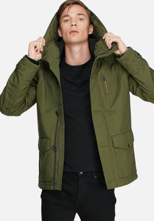 Jack & Jones Vintage Nate Jacket Green
