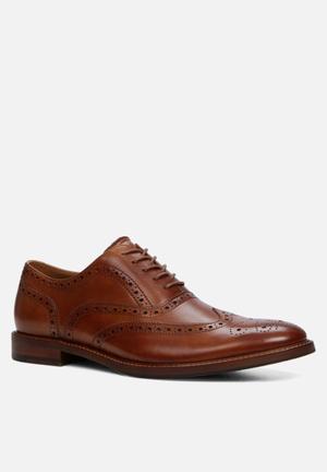 ALDO Bartolello Formal Shoes Cognac