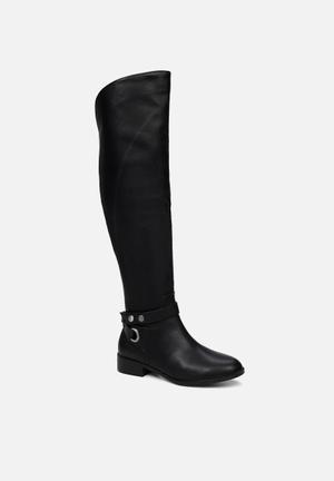 ALDO Biverone Boots Black
