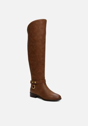 ALDO Biverone Boots Tan