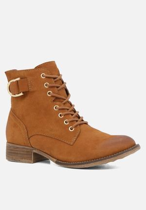 ALDO Germanie Boots Tan