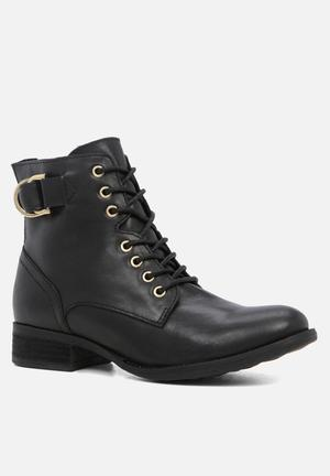 ALDO Germanie Boots Black