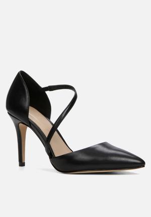 ALDO Gratia Heels Black