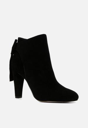 ALDO Huffington Boots Black