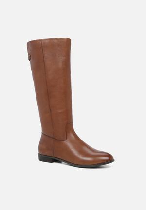 ALDO Keesha Boots Tan