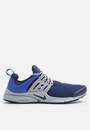 Nike Air Presto Essential Sneakers Binary Blue / Paramount Blue