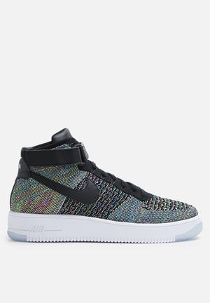 Nike Air Force 1 Ultra Flyknit Sneakers Pink Blast / Black / White