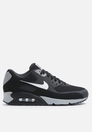 Nike Air Max 90 Essential Sneakers  Black / White / Anthracite