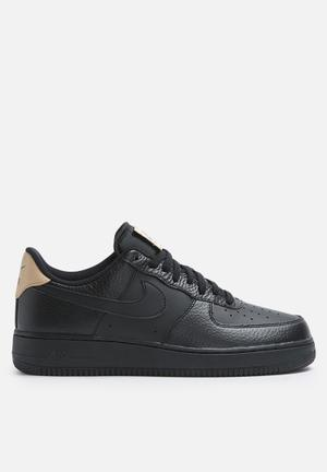 Nike Nike Air Force 1 '07 LV8 Sneakers Black / White / Gum Light Brown
