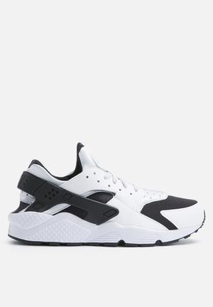 Nike Air Huarache Sneakers White / White Pure Platinum / Black